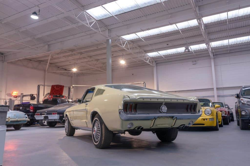 , UK Mustang Import Specialist